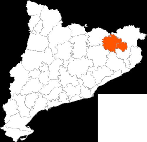 La Garrotxa i el Pla de l'Estany
